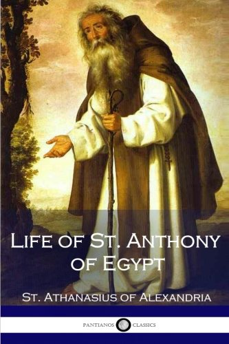 Price comparison product image Life of St. Anthony of Egypt