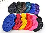 Reusable Waterproof Shoe Cover Machine Washable Wear-resisting Thickened Overshoe 6 Pairs