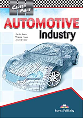 Career Paths Automotive Industry Student S Book With Digibooks App Amazon Co Uk Aa Vv 9781471562433 Books