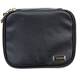 Stephanie Johnson Galapagos Sherine Large Jewelry Case, Noir