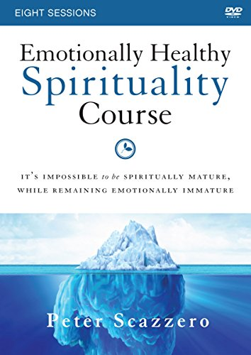 Emotionally Healthy Spirituality Course Video Study: It's impossible to be spiritually mature, while remaining emotionally immature by HarperCollins Christian Pub.