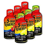 5 Hour Energy, 3 Berry + 3 Citrus Lime, 6 Count