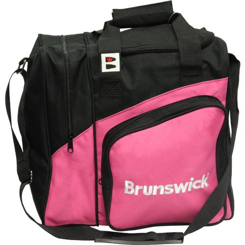 Brunswick X-Line Single Bag, Pink by Brunswick