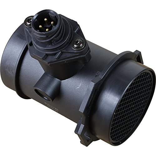 AIP Electronics Premium Mass Air Flow Sensor MAF AFM Compatible Replacement For 1992-1995 BMW 325 530 M3 M50 E34 and E36 2.5L 3.0L Oem Fit MF7502