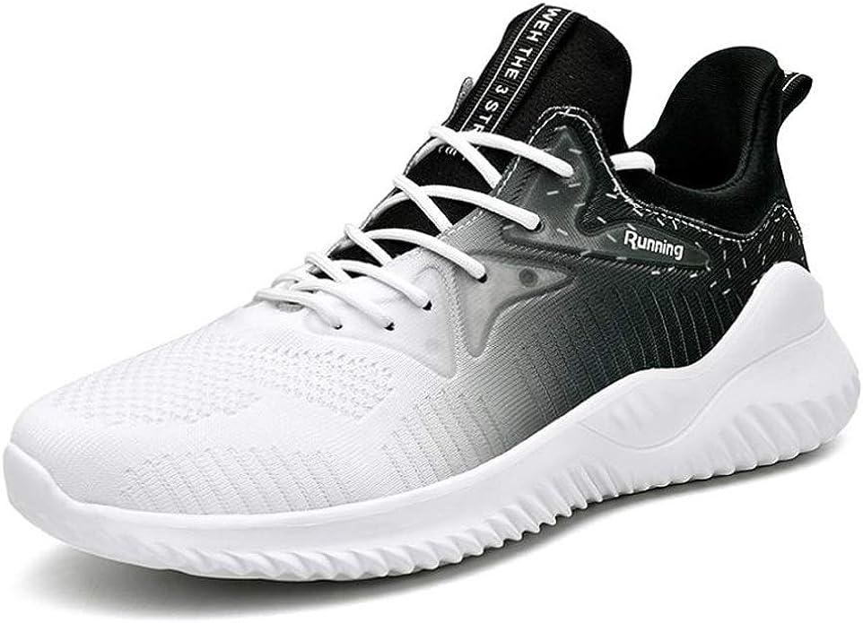 Monrinda Unisex Zapatillas de Deporte Mujer Zapatos para Correr Running Sports Hombre Sneakers: Amazon.es: Zapatos y complementos
