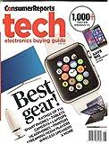 Consumer Reports Tech Electronics Buying Guide (2015)