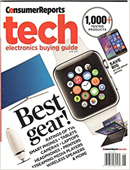 Image Result For Consumer Reports Tech Electronics Buying Guide