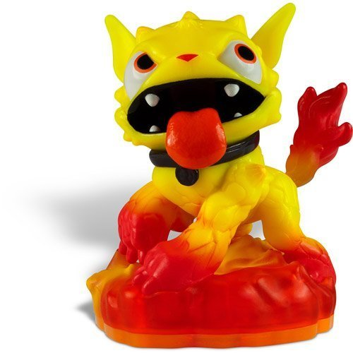 Skylanders Swap Force Special Molten Hot Dog Character (No Retail Packaging)