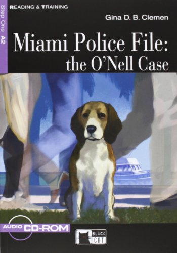 Miami Police File+cdrom (Reading & Training)