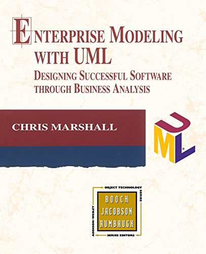 Enterprise Modeling with UML: Designing Successful Software through Business Analysis by Addison-Wesley Professional