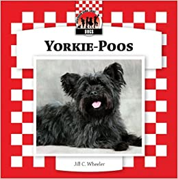 Yorkie Poos Checkerboard Animal Library Dogs Jill C Wheeler