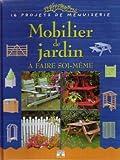 Image de Mobilier de jardin à faire soi-même : 16 Projets de menuiserie