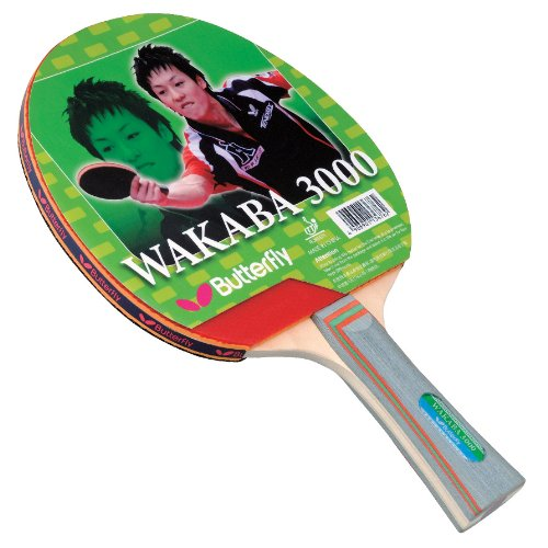 Butterfly 8833 Wakaba Table Tennis Racket