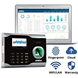 uAttend BN6500 Wi-Fi Biometric Fingerprint Time