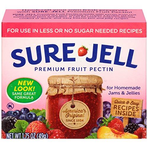 Sure-Jell Premium Fruit Pectin Light, 24 - 1.75 oz Boxes