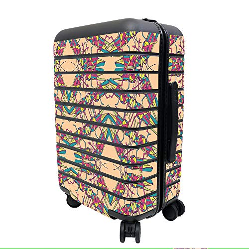 (MightySkins Skin for Away The Carry-On Suitcase - Grass Hopper | Protective, Durable, and Unique Vinyl Decal wrap Cover | Easy to Apply, Remove, and Change Styles | Made in The USA)