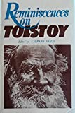img - for Reminiscences on Tolstoy by Kalpana Sahni (1980-01-01) book / textbook / text book