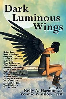 Dark Luminous Wings by [Harmon, Kelly A., Trent, Brian, Springer, Nancy, Norris, Gregory L., Southard, Steven R., Aire, D.H., Osborne, Evan J., Wooldridge, Trisha J.]