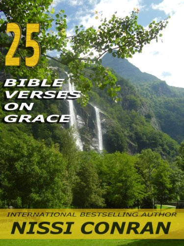25 Bible Verses On Grace (25 Bible Verses by Topic  Book 1) (Bible Verses About Value Of A Woman)