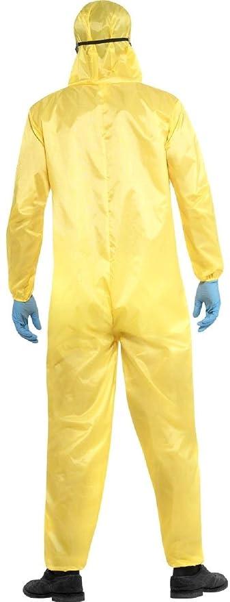 Fancy Me Disfraz de Walter Lab Science para Hombre, diseño Oficial ...