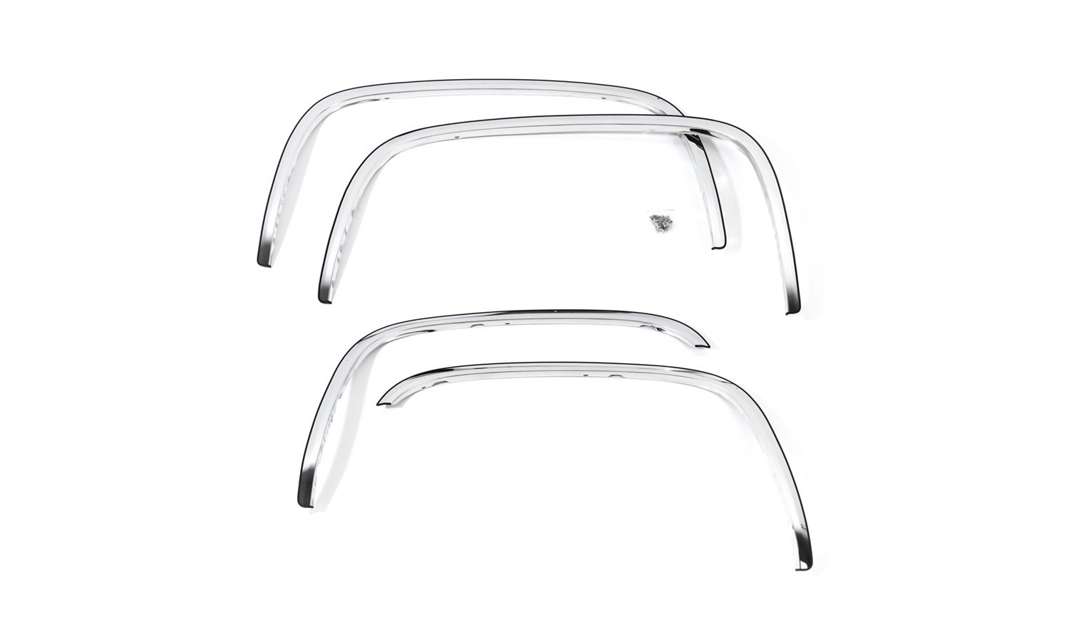 Putco 97218 Stainless Steel Full Fender Trim Kit for Ford Ranger
