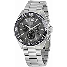 Tag Heuer Formula 1 Chronograph Black Dial Mens Watch CAZ1011.BA0842