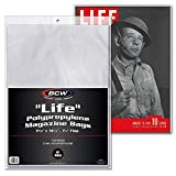 "LIFE"" Magazine Bags 100 bags  11-1/8"" x"