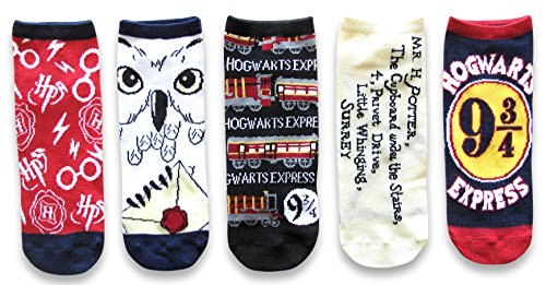 Dobby Feet Costumes - Harry Potter Hogwarts Express Hedwig Juniors/Womens