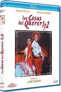 Las cosas del querer (1 y 2) [Blu-ray]: Amazon.es: Ángela Molina ...