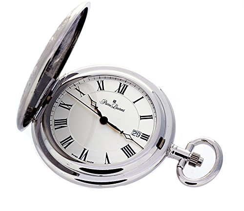 (Pierre Laurent Swiss Made Quartz Pocket Watch 5609 )