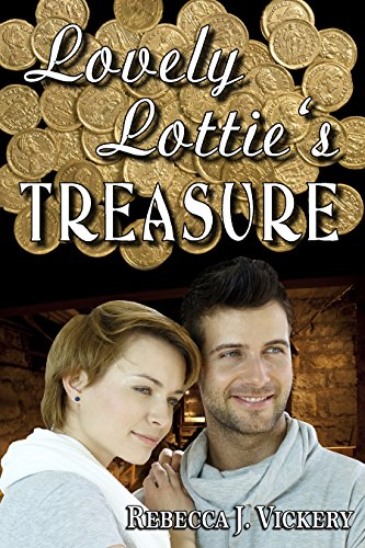 Book: Lovely Lottie's Treasure by Rebecca J. Vickery