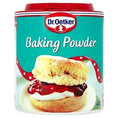 Dr Oetker Baking Powder Tub - 170g (0.37lbs)