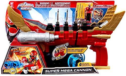 Power Rangers Super Megaforce - Super Mega Cannon ()