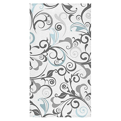 Stylish And Customized Soft And Comfortable Black And Blue D
