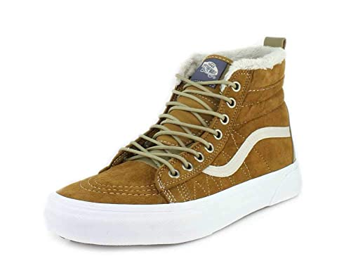 Vans SK8-Hi MTE Uomo Cumin Marrone Sneaker-UK 8  Amazon.it  Scarpe e borse b8fd89f098a