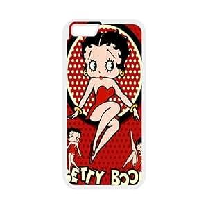 iPhone 6 Plus 5.5 Inch Phone Case Betty Boop Gu5460
