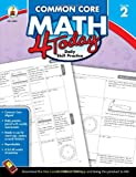 Common Core Math 4 Today, Grade 2: Daily Skill Practice (Common Core 4 Today)