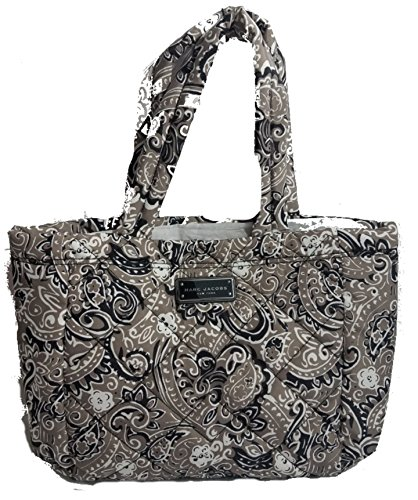 Marc Jacobs Small Tote Bag, Grey/Multi
