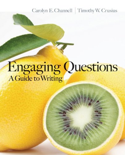Engaging Questions 1E with Connect Composition for Engaging Questions 1E