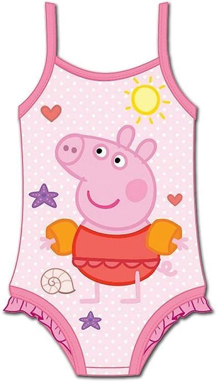 Peppa Pig - Disfraz de María Multicolor 4 años: Amazon.es: Ropa y ...