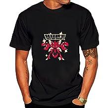 Men's Scizor's Auto Body T-shirts Black