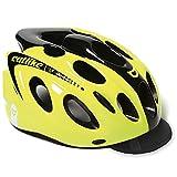 Cheap Catlike Kompact'O Urban Fluo CV Bike Helmet, Yellow/Black, Medium