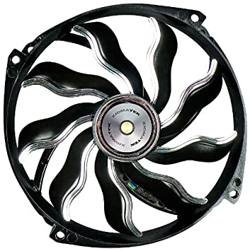 Xigmatek Xaf F1454 140mm Led Fan