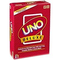 Mattel Uno M2062 - Uno Deluxe Türkçe