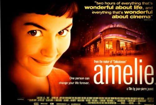 Amazon Com Amelie 11x17 Movie Poster 2001 Prints Posters Prints
