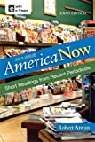 America Now: Short Readings from Recent Periodicals, Robert Atwan, 1457615932