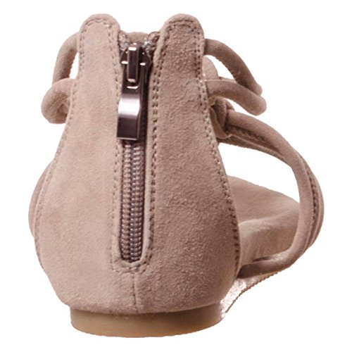 Alma en Pena V17307 - Sandalias de vestir de Piel para mujer