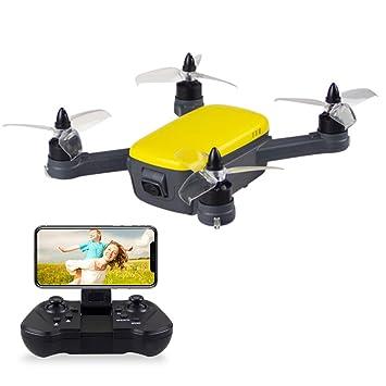 Leslaur 913 1080P 5G WiFi FPV Drone con cámara Sin escobillas GPS ...