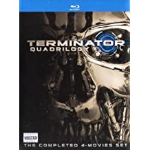Terminator Quadrilogy the Completed 4-movie Set