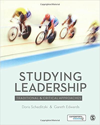 Book Studying Leadership